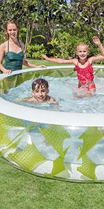 Pinwheel Pool 57182