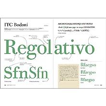 欧文書体 ITC Bodoni