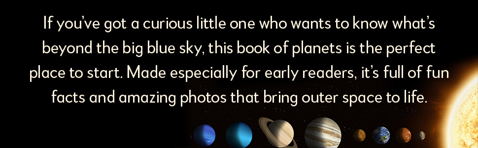 astronomy for beginners, planets books for kids, planets for kids solar system - My First Book Of Planets: All About The Solar System For Kids