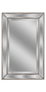 interior hanging mirror, wall mirror