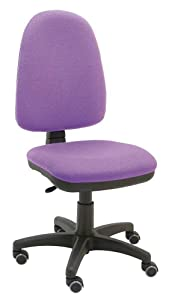 Silla de escritorio Torino- color morada