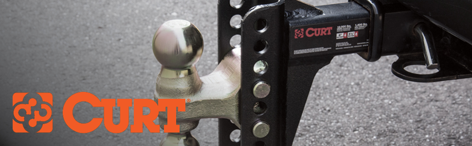 CURT Trailer Hitches and Towing Accessories - Hitch Locks