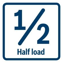 halfload