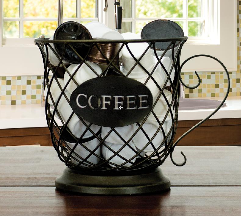 Coffee Pod Storage Basket