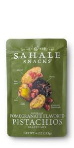 sahale snacks, glazed nut mix