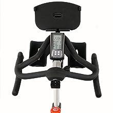 Adjustable Handlebars W/ Device Holder