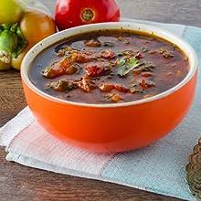 bowl of soup hemp