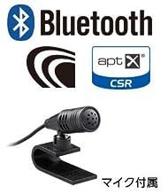 良い音をワイヤレスで楽しめる 「Bluetooth(R)」&高音質コーデック「aptX(R)」採用