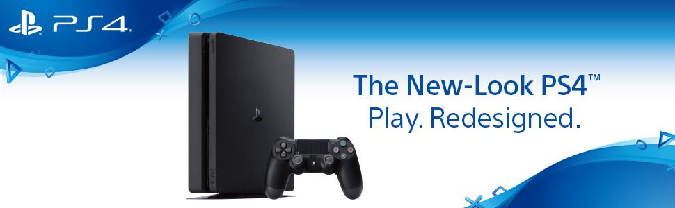 playstation 4, ps4, playstation, 500gb