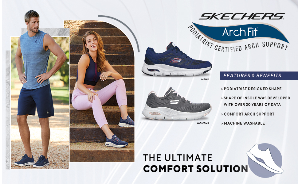 Skechers Arco Fit