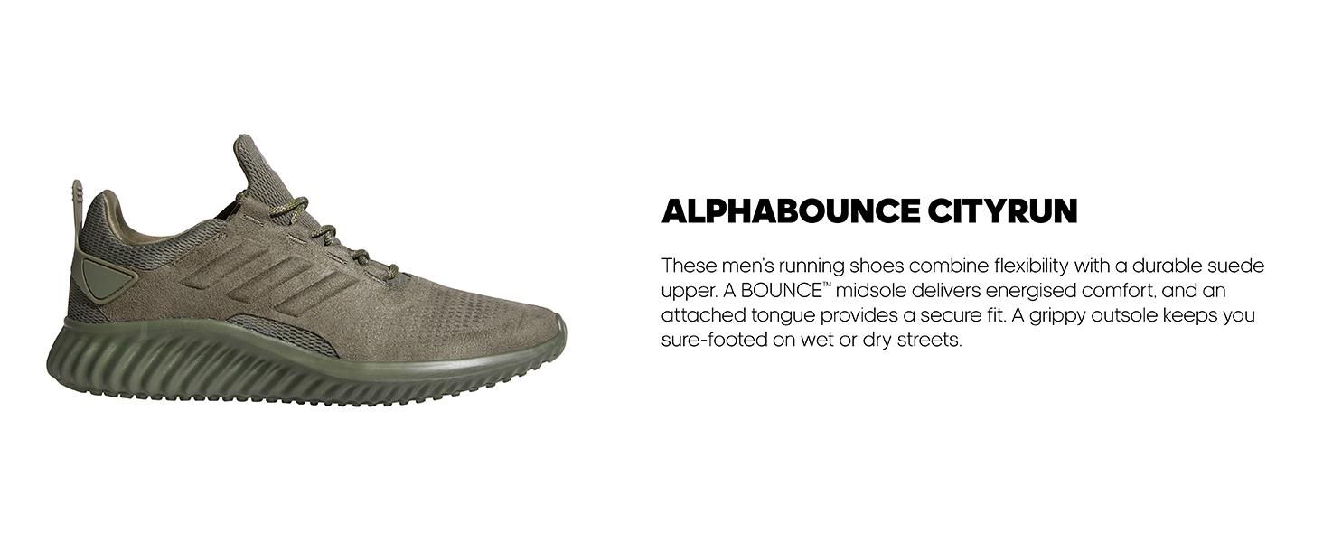 9f3fddbe6 adidas Alphabounce CityRun