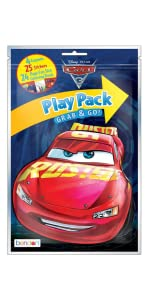 Amazon Bendon Cars 3 Giant Coloring And Activity Book 11 X 16