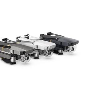 DJI Mavic Pro - Dron cuadricóptero (4 k/30 fps, 12mpx, 65 km/h, 27 minutos) color negro: Amazon.es: Electrónica