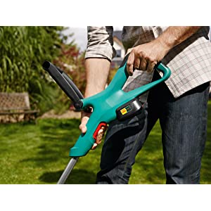 Bosch Home and Garden 0600878N04 Cortacésped, 36 V, negro/verde ...