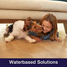 waterbased, safe for kids and pets