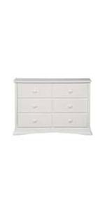 delta children 6 six drawer dresser nursery furniture
