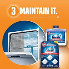 Amazon.com: Finish - Quantum - 68ct - Dishwasher Detergent