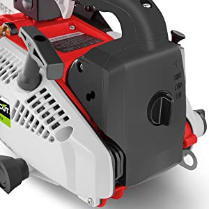 Greencut GS250X-10 - Motosierra de gasolina, 25.4cc - 1.4cv ...