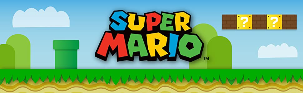 Super Mario Officially Nintendo Licensed Products
