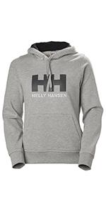 Helly Hansen Uomo HH Logo Hoodie