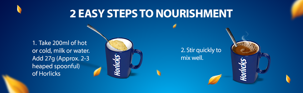 How to make Horlicks