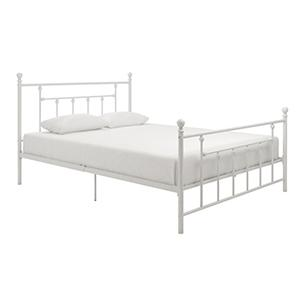 Amazon.com: DHP Modern Canopy Bed Frame, Classic Design