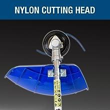 nylon cutting head