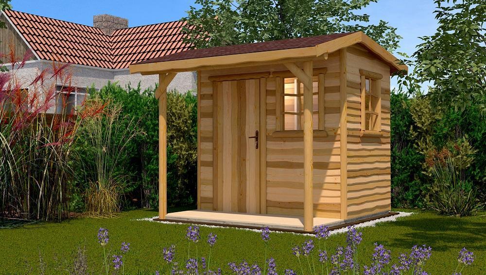 weka gartenhaus 820 a gr 1 natur vd t 100 cm et ef mit theke und sitzgelegenheit amazon. Black Bedroom Furniture Sets. Home Design Ideas