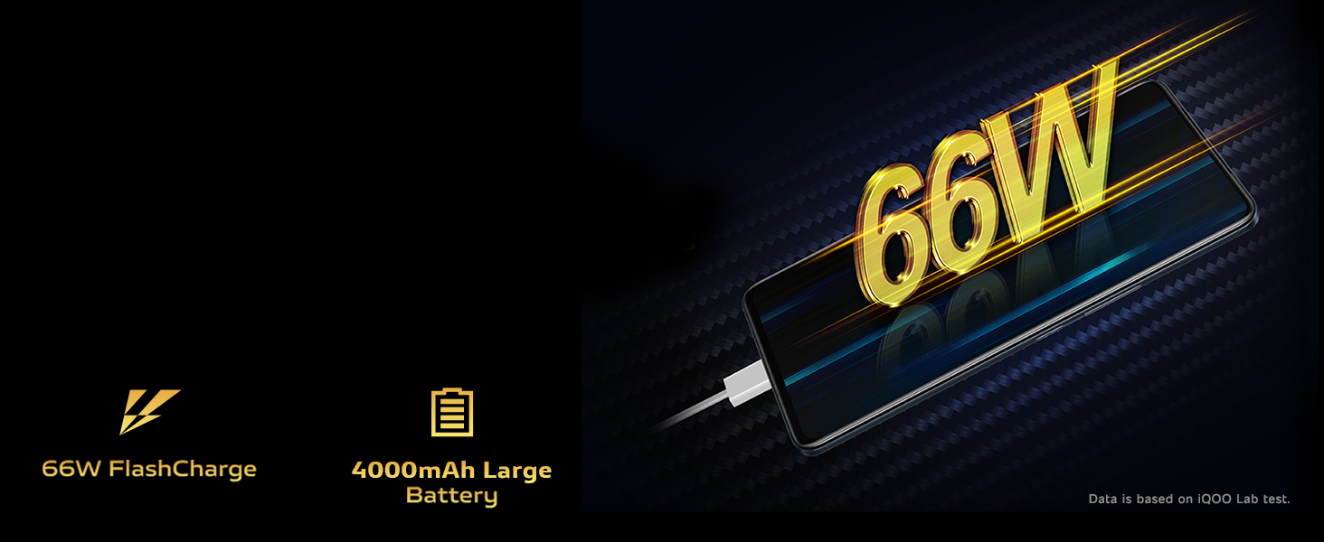66W FlashCharge