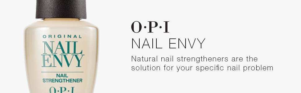 Amazon.com: OPI Nail Envy Nail Strengthener, Hawaiian Orchid, 0.5 fl ...