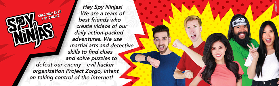 Spy Ninjas