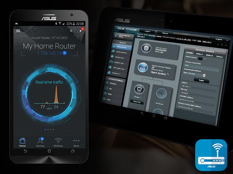 App & Interface