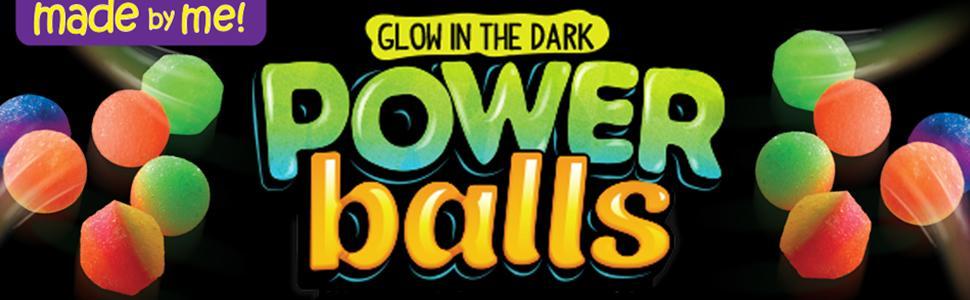 Powerballs Header