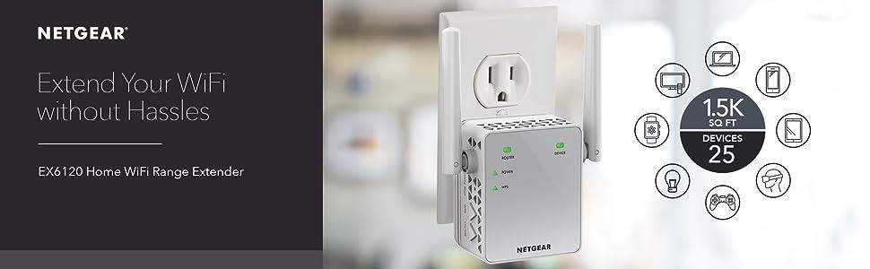 ex6120 home wifi range extender