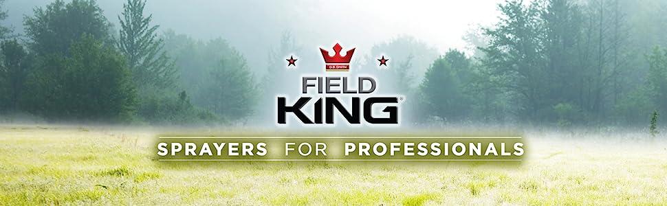 Field King Professional Sprayers
