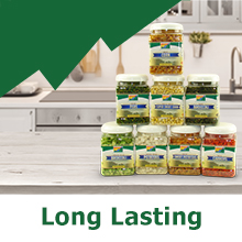 Long lasting, Mother Earth Products