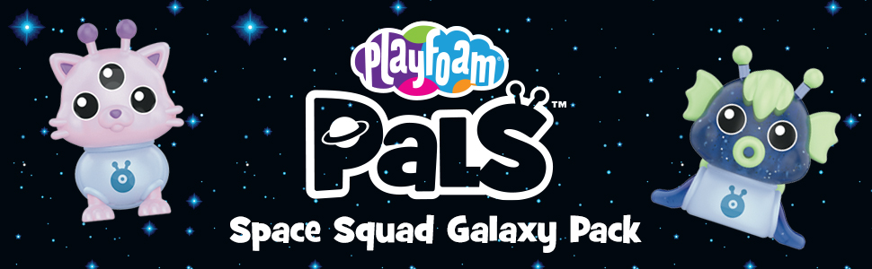 Amazon.com: Educational Insights Playfoam Pals Space Squad Galaxy Pack,  Easter Basket Stuffer, 11 Surprises Inside, Non-Toxic, Arts & Crafts For  Kids, Surprise Collectible Toy, Ages 5+: Toys & Games