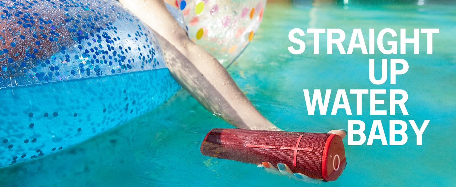 Waterproof + Floats