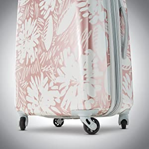 cb7255c2c Amazon.com | American Tourister Checked-Large, Marble | Carry-Ons
