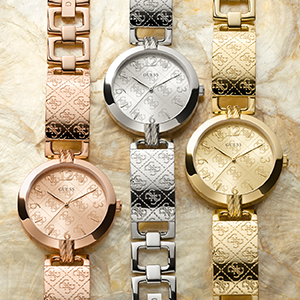 guess; guess watches; limelight watches; guess logo; guess accessories; guess watch; g luxe watch