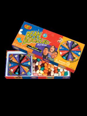 Jelly Belly, BeanBoozled, weird flavors, spinner