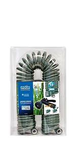 Aqua Control C2094N Ducha de Jardín Regulable con Trípode y Cabeza ...