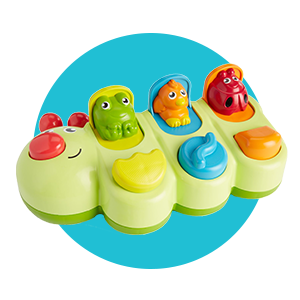 Buy Fisher Price Caterpillar Popup Online At Low Prices In India Amazon In