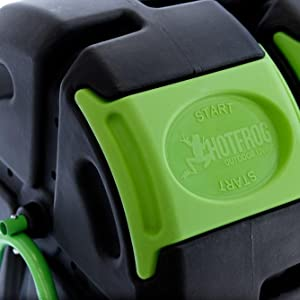 Amazon.com: Procesador de compost de dos cámaras ...