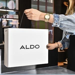 ALDO take the box not the bag