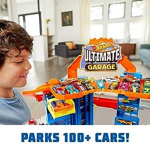 Parks Cars