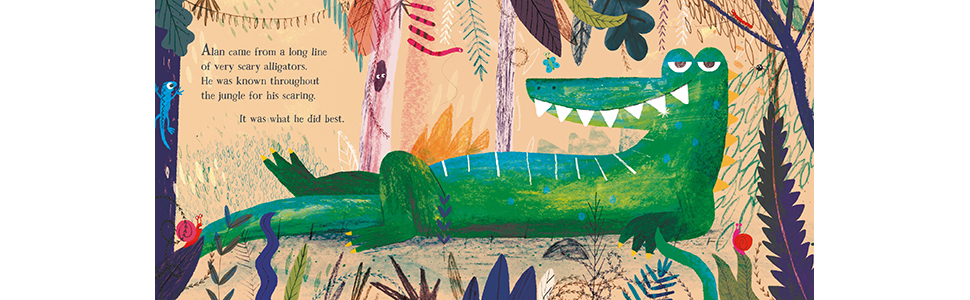 alligator; alligator books; picture books; funny kids books; funny; jarvis; animal books; animals