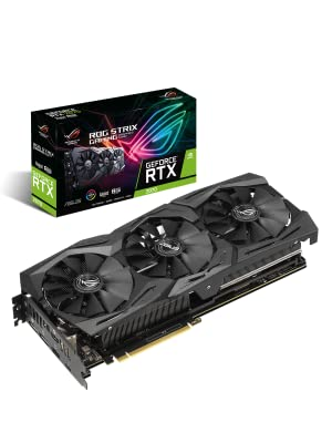 Amazon.com: ASUS GeForce RTX 2070 Advanced A8G GDDR6 HDMI DP ...