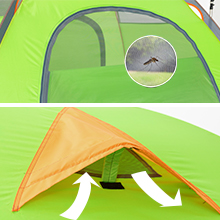 Wantdo 2-3 backpacking tent