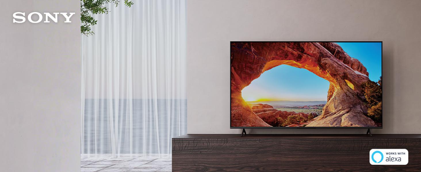 Sony X85J 4K HDR LED smart Google TV